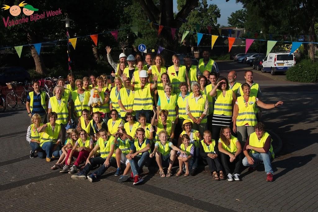 Foto medewerkers VBW 2015
